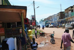 Gulu Stadt