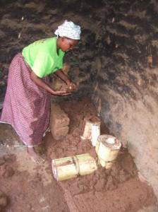 fuel saving stove
