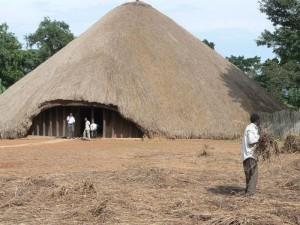Kasubi Thombs